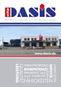 Flyer Imagebroschüre 2017