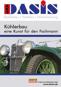 Flyer Kühlerbau DASIS 2017